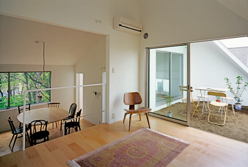 Japanese small house design research